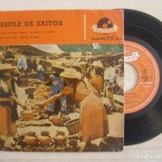 Discos de vinilo: DESFILE DE EXITOS - MARIA DUVAL, RODOLFO PIMENTEL Y JORGE LEDEZMA DEL TRIO ARGENTINO - EP 1959. Lote 113263795