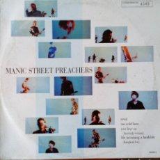 Discos de vinilo: MANIC STREET PREACHERS, 10'. Lote 113263835