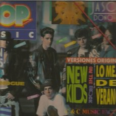Discos de vinilo: SUPER POP MUSIC. Lote 113274375