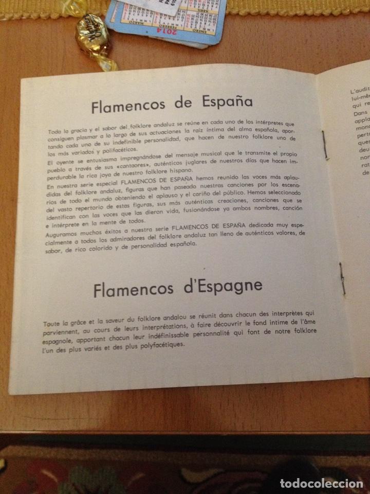 Discos de vinilo: Flamencos de España - Foto 3 - 113275038