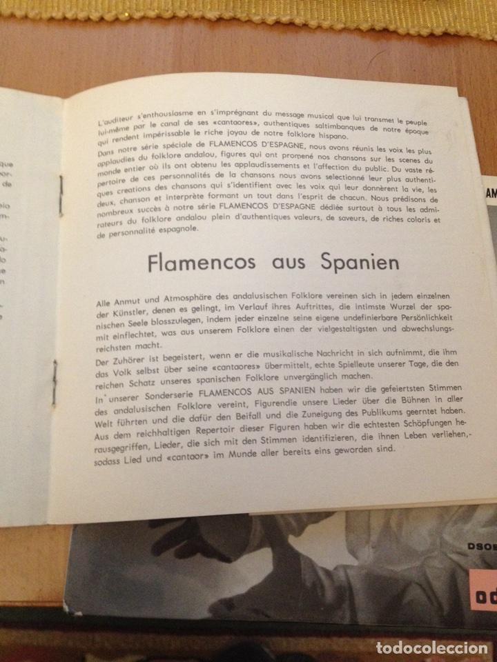 Discos de vinilo: Flamencos de España - Foto 4 - 113275038
