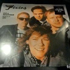 Discos de vinilo: MUSICA LP: PIXIES LIVE AT HOLLYWOOD DECEMBER 1991 - PRECINTADO VINYL. Lote 113297771