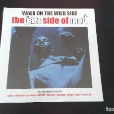 DOBLE LP WALK ON THE WILD SIDE THE JAZZ SIDE OF MOD