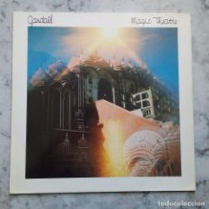 Discos de vinilo: GANDALF - MAGIC THEATRE. LP. 1983. Lote 113344655
