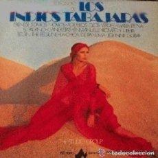 Discos de vinilo: LOS INDIOS TABAJARAS - EL SONIDO DE LOS INDIOS TABAJARAS - LP SPAIN 1977. Lote 113347279