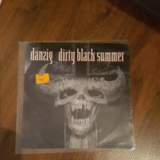 Discos de vinilo: DANZIG DIRTY BLACK SUMMER. Lote 113348095