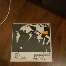 Discos de vinilo: THE MISFITS,COUGHLCOOL,SHE. Lote 113348563