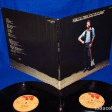 Discos de vinilo: ERIC CLAPTON - JUST ONE NIGHT- 2LP RSO 1980 GERMANY - VINILOS N MINT -. Lote 113353391