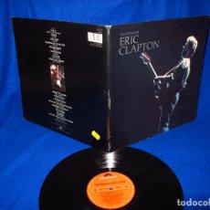Discos de vinilo: ERIC CLAPTON - THE CREAM OF ERIC CLAPTON - LP 1987 POLYDOR ECTV1 GATEFOLD - MADE IN ENGLAND. Lote 113354095