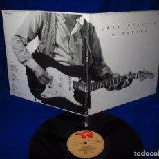 Discos de vinilo: ERIC CLAPTON - SLOWHAND - LP RSO GERMANY GATEFOLD 1977 - MUY BUEN ESTADO. Lote 113354443