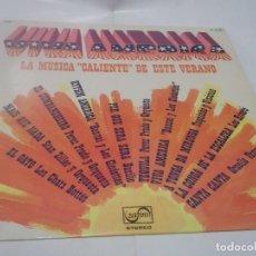 Discos de vinilo: LP - VIVA AMERICA - VARIOS (SPAIN, DISCOS ZAFIRO 1976). Lote 113358963