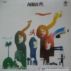 Discos de vinilo: ABBA - THE ALBUM - LP CARNABY SPAIN 1977 . Lote 113361155