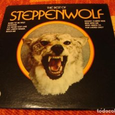 Discos de vinilo: STEPPENWOLF LP THE BEST PICKWICK USA 1978. Lote 113404007