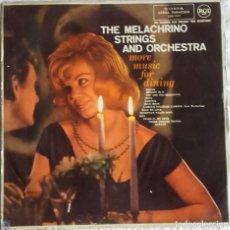 Discos de vinilo: LOTE 2 LP DE MELACHRINO STRINGS AND ORCHESTRA 1961/62. Lote 113406451