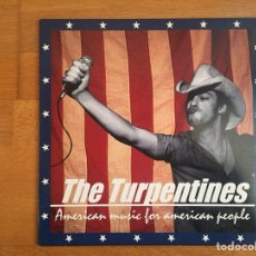 Discos de vinilo: THE TURPENTINES: AMERICAN MUSIC FOR AMERICAN PEOPLE. Lote 113408032