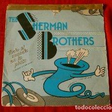 Discos de vinilo: THE SHERMAN BROTHERS (SINGLE 1983) EVERYBODY ON THE FLOOR - TODO EL MUNDO EN LA PISTA. Lote 113410951