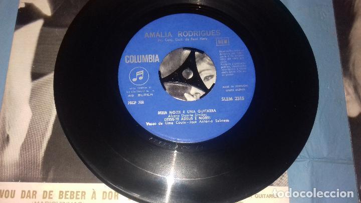 Discos de vinilo: EP SINGLE DE AMALIA FAMOSA PORTUGUESA POR SU FADOS - Foto 8 - 113426435