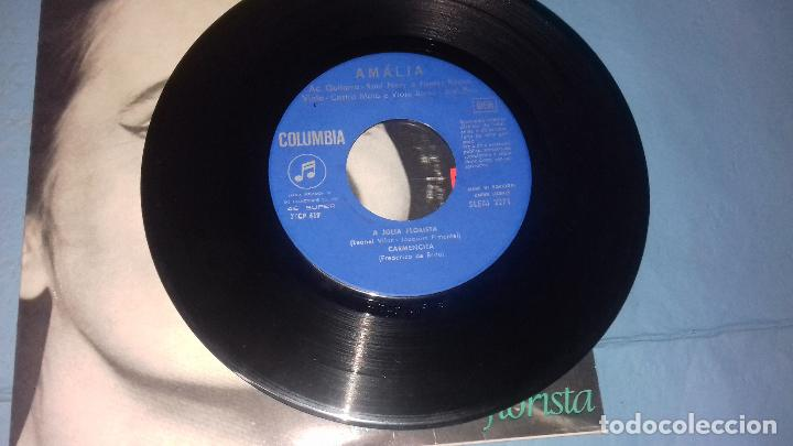 Discos de vinilo: EP SINGLE DE AMALIA FAMOSA PORTUGUESA POR SU FADOS - Foto 9 - 113426435