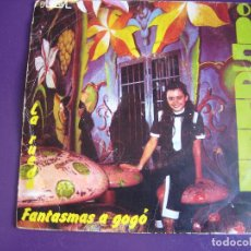Discos de vinilo: ISABEL SG PALOBAL 1970 LA RUEDA/ FANTASMAS A GOGÓ - FESTIVAL CANCION INFANTIL TVE TELEVISION. Lote 113426515