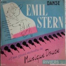 Discos de vinilo: LOTE 3 LP DE EMIL STERN Y FRANCK POURCEL. Lote 113427427