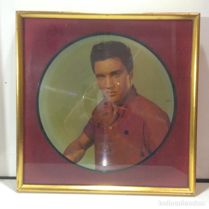 lp enmarcado elvis presley 1978 - Comprar Discos LP Vinilos de ...