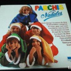 Discos de vinilo: PARCHIS - NADALES CON LAS LETRAS Y EL PORTAL DESPLEGABLE BUEN ESTADO. Lote 118284882