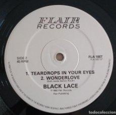 Discos de vinilo: BLACK LACE – SUPERMAN (GIOCA JOUER). Lote 113442567