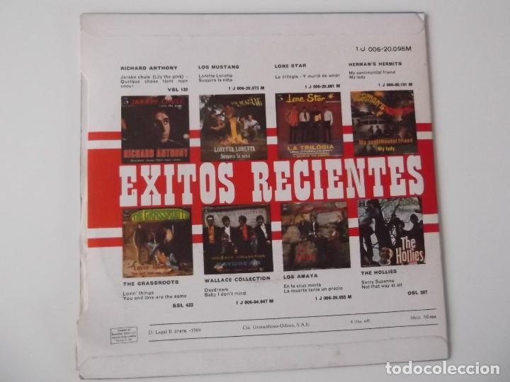 Discos de vinilo: LOS GATOS (antiguos GATOS NEGROS) - Tiggy - Foto 2 - 113496007