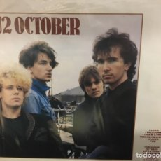 Discos de vinilo: U2 - OCTOBER - LP. Lote 113499618