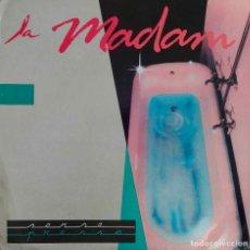 Discos de vinilo: LA MADAM. SENSE PRESSA. LP CON ENCARTE CON LETRAS.. Lote 113503191