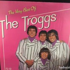 Discos de vinilo: THE TROGGS - VERY BEST OF - 2 LP. Lote 113515399