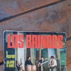 Discos de vinilo: LOS BRINCOS, EL PASAPORTE Y SO GOOD TO DANCE. Lote 113517559