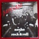 Discos de vinilo: BARRICADA NOCHE DE ROCK&ROLL LP OIHUKA O-120 L.P. AÑO 1983. Lote 113555743