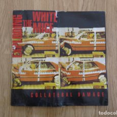 Discos de vinil: THE EXPLODING WHITE MICE LP COLLATERAL DAMAGE NEW CHRISTS CELIBATE RIFLES MEANIES RADIO BIRDMAN. Lote 113582615