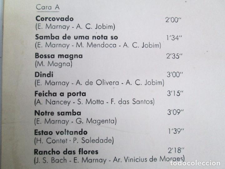 Discos de vinilo: LAS MAS CELEBRES MELODIAS DE BRASIL. LP VINILO. MARFER 1972. VER FOTOGRAFIAS - Foto 9 - 113583007