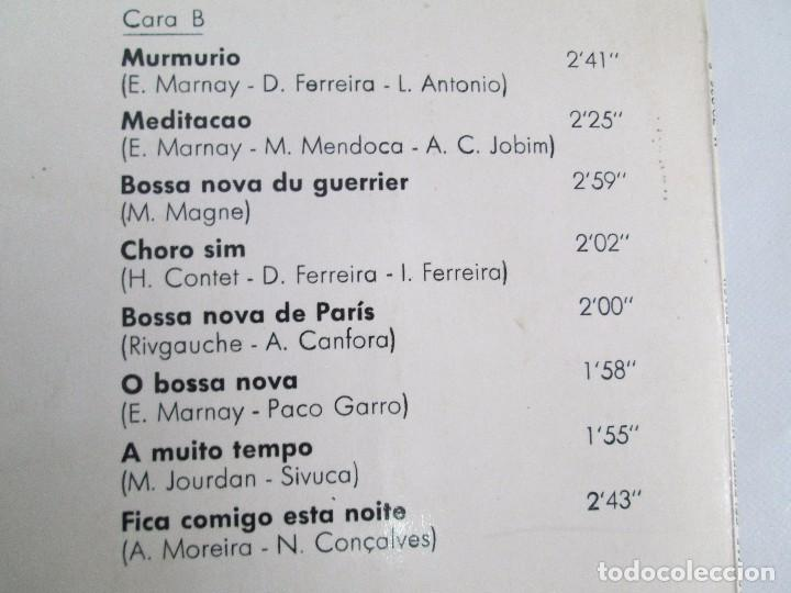 Discos de vinilo: LAS MAS CELEBRES MELODIAS DE BRASIL. LP VINILO. MARFER 1972. VER FOTOGRAFIAS - Foto 10 - 113583007