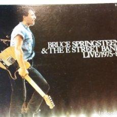 Discos de vinilo: BJS. BRUCE SPRINGSTEEN. THE STREET BAND LIVE 1975.85. 5 LPS. Lote 113584195
