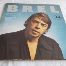 Discos de vinilo: JACQUES BREL SEINE SCHÖNSTEN CHANSONS . Lote 113593179