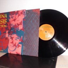 Discos de vinilo: CHINA CRISIS COLLECTION -THE VERY BEST OF CHINA CRISIS -CBS -MADRID 1990-. Lote 113600491