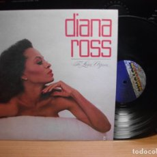 Discos de vinilo: DIANA ROSS TO LOVE AGAIN LP MOTOWN USA 1981 PDELUXE. Lote 113608455