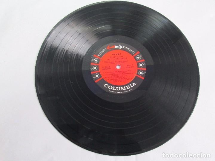 Discos de vinilo: PERCY FAITH AND HIS ORCHESTRA. THE MUSIC OF MEXICO. LP VINILO. COLUMBIA - Foto 3 - 113608799