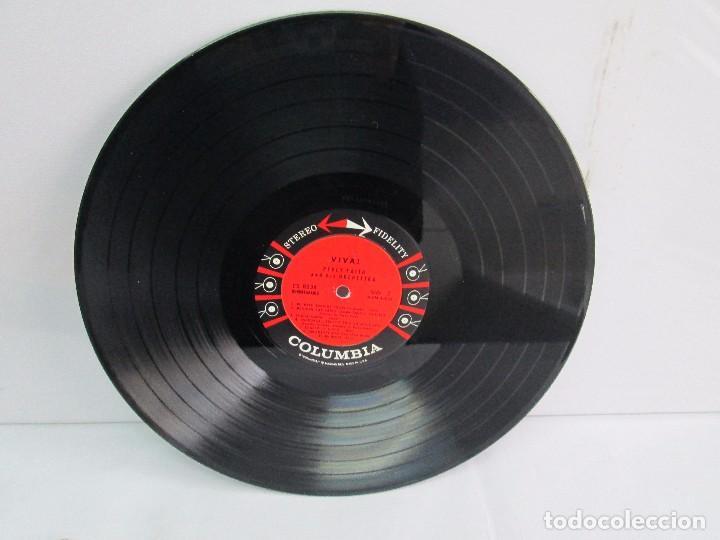 Discos de vinilo: PERCY FAITH AND HIS ORCHESTRA. THE MUSIC OF MEXICO. LP VINILO. COLUMBIA - Foto 8 - 113608799