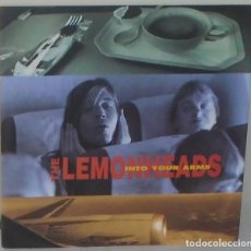Discos de vinilo: THE LEMONHEADS - INTO YOUR ARMS EDIC. INGLESA - EP 10 ATLANTIC - 1993 . Lote 113613251