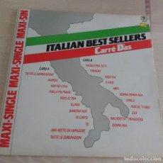 Discos de vinilo: ITALIAN BEST SELLERS. Lote 113622811