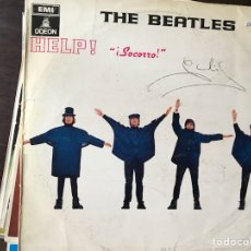 Discos de vinilo: HELP. THE BEATLES. Lote 113645436