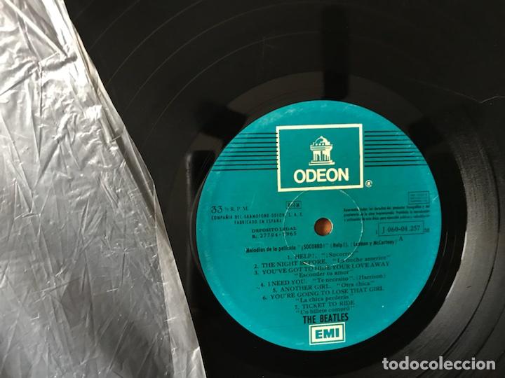 Discos de vinilo: Help. The Beatles - Foto 3 - 113645436