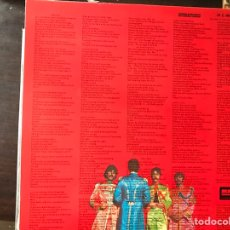 Discos de vinilo: SGT PEPPERS LONELY HEARTS CLUB BAND. THE BEATLES. Lote 137681574