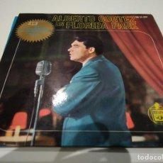 Discos de vinilo: EP ALBERTO CORTEZ EN FLORIDA PARK DILE VG++. Lote 113652855