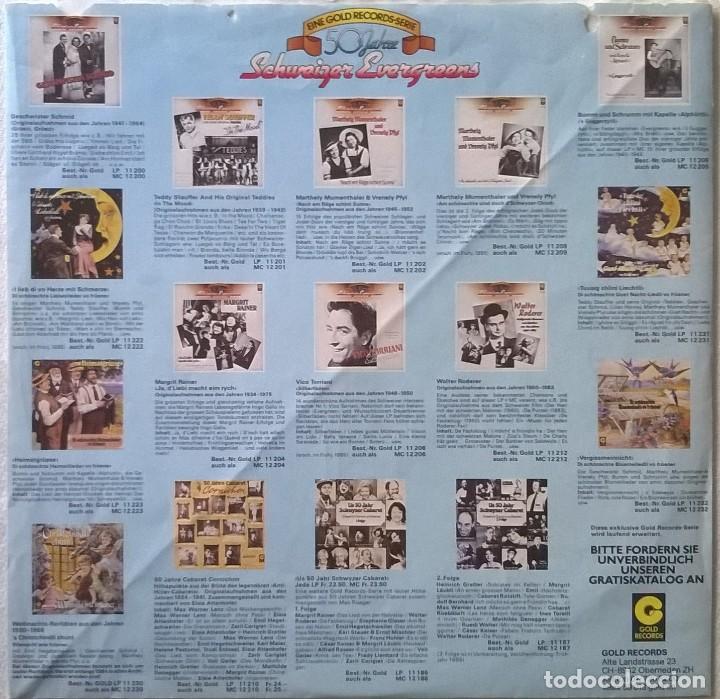 Discos de vinilo: Tabu-Orchestra und Rose, Paul & Gerry-Italo-Carneval Giro Italia On 45, Gold Records-11 153, Gold - Foto 6 - 113670959