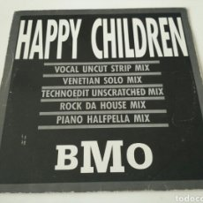 Discos de vinilo: B.M.O. - HAPPY CHILDREN. Lote 113677767